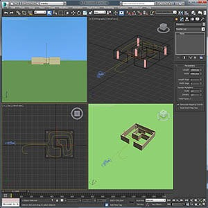 3ds Max ile Kamera Animasyonu